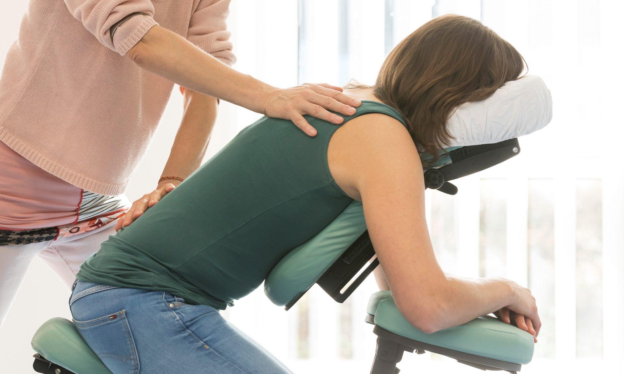 Verspannte Muskeln lösen